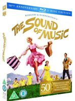 The Sound Of Music BRAND NEW SEALED BLU-RAY