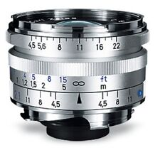 ZEISS ZM 21mm 4,5 C Biogon T* Leica M silber
