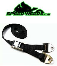 SPEED-NEEDS PERFORMANCE SPORTBIKE MOTORCYCLE LOWERING STRAPS FREE 1-3 DAY SHIP