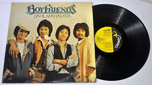 Philippines BOYFRIENDS Dahil Mahal Kita OPM LP Vinyl Record