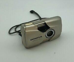 Olympus M [mju:] - II 35mm Ultra Compact Point Shoot Film Camera f2.8 35mm lens