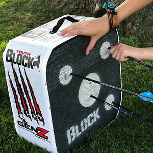 Archery Target Block Bow Outdoor Hunting Crossbow Broadhead Portable Practice