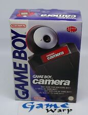 Nintendo Game Boy Camera gialla o Rossa