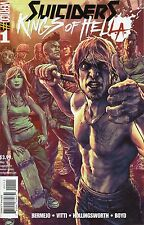 Suiciders Kings Of Hel LA #1 (NM) `16 Bermejo/ Vitto