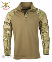 BRITISH ARMY GENUINE ISSUE UBACS SHIRT PCS MTP MULTICAM NEW USED GRADE 1