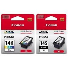 Canon Cartridge PG-145 XL + CL-146 XL (COMBO 1 BLACK + 1 COLOR EXT)