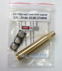US BoreSighter .45/9MM/12GA/.223REM/20GA types Red Laser Bore Sight Boresight