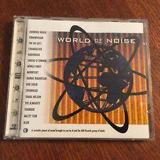 Various 'World of Noise' 1995 CD - Radiohead MORRISSEY Mazzy Star BLUR Go-Go's
