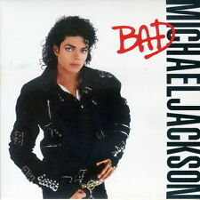 Michael Jackson - Bad 180g vinyl LP NEW/SEALED