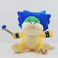 2014 Super Mario Bros Ludwig Kooky Koopa 16cm Stuffed Plush Doll toy Xmas'gift