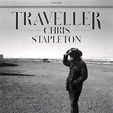 Traveller [Slipcase] by Chris Stapleton (CD, May-2015, Mercury Nashville)
