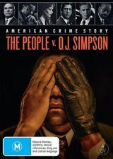The People V. OJ Simpson - American Crime Story (DVD, 2016, 4-Disc Set)