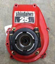 Used Shindaiwa T25 C25 Fan Cover Assy w/ Clutch Drum PN 70005-31102