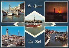 BT4797 Port de peche ship bateaux Le grau du roi France