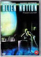 ALIEN NATION (1988) DVD JAMES CAAN  REGION 4