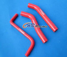 FOR Honda TRX450R TRX450 2006 2007 2008 2009 silicone radiator hose RED