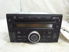 11 12 Nissan Cube Radio Cd Mp3 Player 28185-1FC0D CY02G  KB650