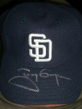 Tony Gwynn Signed San Diego Padres Cap Hat JSA COA+Proof