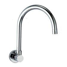 Cremona Swivel Bathroom  Bath or Laundry Water Spout Tap Faucet Taps - Chrome