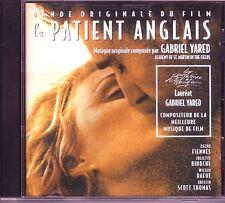 Le Patient Anglais The English Patient soundtrack CD Gabriel Yared (1996)