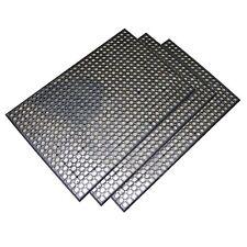 Buffalo Tools RMAT233 2 x 3 Foot Industrial Rubber Floor Mat Set of 3