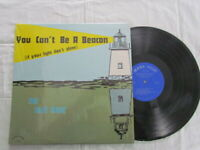 The Blue Ridge Quartet,You Can't Be A Beacon,Vinyl lp,Mark Four