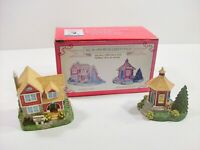 1999 Liberty Falls Collection Riverside Lodge and Riverside Bath House EUC