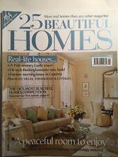 25 Beautiful Homes Magazine January 2004 Real Life Houses
