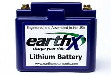 EarthX ETX12A Lithium Battery  12 Volt, 220 Pulse Crank Amps, New! Free Ship!