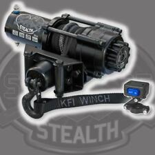 KFI utv SE25 Stealth Winch with mount kit fits Yamaha Rhino 450 06-11