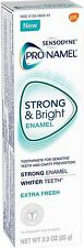 Sensodyne Pronamel Strong - Bright Toothpaste, Extra Fresh 3 oz (Pack of 2)