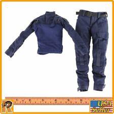 Female SWAT - Blue Uniform Set - 1/6 Scale - Mini Times Action Figures