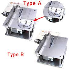 Diy Mini Table Saw Desktop Cutting Machine Bench Saw Woodworking Lathes 12 24v