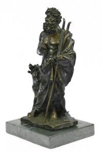Sensual Nude Male Female Hades Pluto Prosperine Art Bronze Marble Statue Gift
