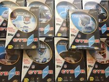 27 TOPPS CYBER CD-ROM NFL FOOTBALL TRADING CARD, All 27 Sealed Rare Sanders...