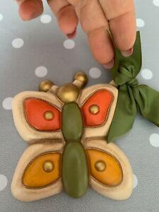 Formella Thun Farfalla colorata thun butterfly