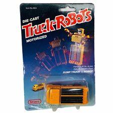 Truck Robot Motorized Dump Truck Transformer Gobot toy figure Moc sealed Straco