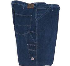 Vintage Polo Jeans Co Ralph Lauren Mens Carpenter Jeans 36x34 USA Flag Logo