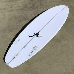 6'4 Aloha Habanero II Epoxy FCS Used Surfboard
