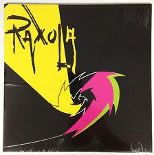 Raxola-s/t LP Reissue - OOP! - 1978 Belgian KBD Punk classic!