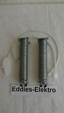 Siemens Bosch Feder Türfeder Reparatursatz Spülmaschine 754869 schwarz