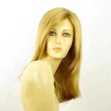 Perruque femme mi-longue blond doré HILARY 24B
