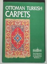 BOOK Ottoman Turkish Carpets in Hungarian Museum Transylvanian medallion Lotto