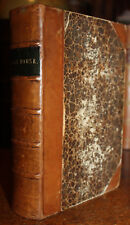 1853 Bleak House Charles DICKENS 1st Edition Impression 39 Plates Phiz Engraving