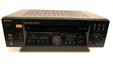 Sony STR-K740P 5.1 Ch 80 Watt Surround A/V Control Receiver Amp Amplifier