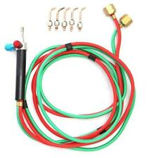 Mini Gas Welding Torch Micro Precision Butane Oxygen For Gold Steel Copper Lead