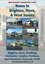 More details for buses in brighton, hove, & west sussex, uk, dvd