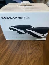 Segway Drift W1 Self Balancing Skates, Barely Used (3 times), Works Perfectly