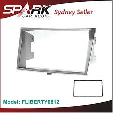 SP SUBARU LIBERTY OUTBACK Double Din FACIA PANEL KIT FASCIA Surround 2008-2012
