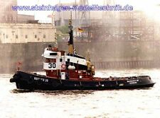 IG Lloyd Modellbauplan Hafenschlepper BUGSIER 30